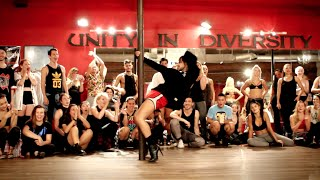 "YANIS MARSHALL HEELS CHOREOGRAPHY ""DANCE LIKE WE"
