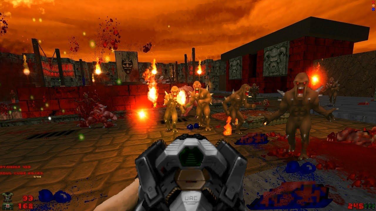 Whispers of Satan | Level 24: Ultimate Hatred [Brutal Doom