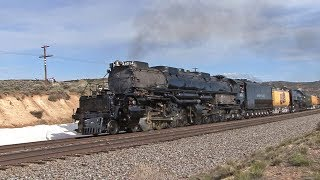 Big Boy Returns - The Great Race to Ogden