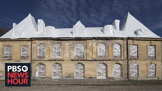 How France is leveraging a lottery to finance historic preservation