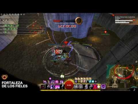 Guild Wars 2: Fortaleza de los Fieles - Escolta a Glenna