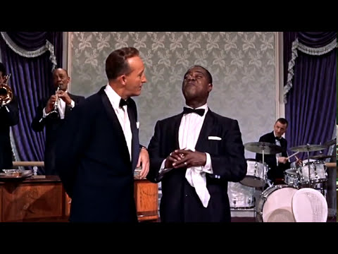 "Now You Has Jazz - Bing Cosby, Louis Armstrong From The Movie ""High Society"" (1956)"