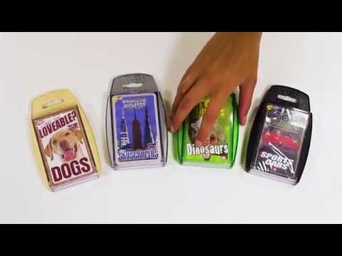 Top Trumps - How To Play