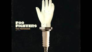 Foo Fighters - The Pretender [Guitar Backing Track]