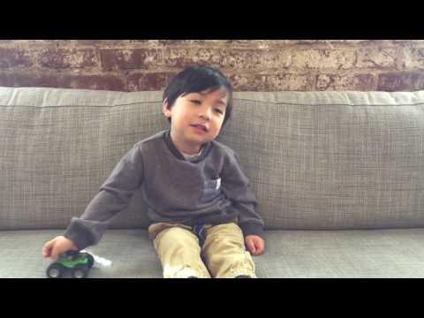 Rodolfo Is 3 Interview