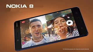 NOKIA 8 - OFFICIAL TRAILER!