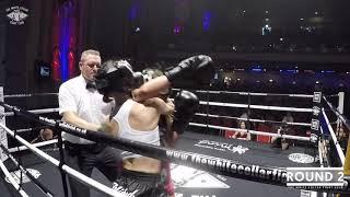 Dana Marie Knetsch VS Francesca Blasotta
