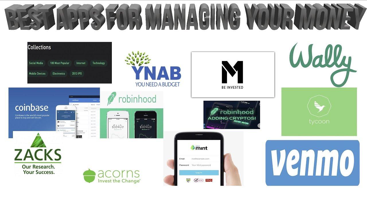 Best S For Managing Money