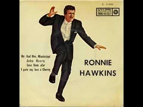 Ronnie Hawkins.....You Cheated You Lied
