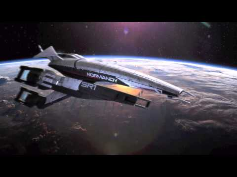 Mass Effect Trilogy  Extended Galaxy Map Theme HD