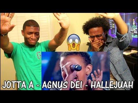 Jotta .A - Agnus Dei ♫ Hallelujah (AMAZING!!) (REACTION)