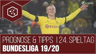 Bundesliga Prognose & Tipps: 24. Spieltag (2020) + 68 Fussball Wetten