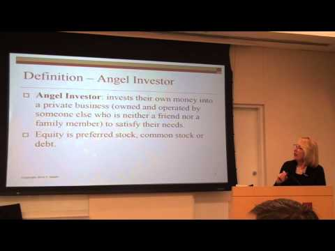 ANGEL INVESTING FOR SERIOUS INVESTORS. TEC CLUB, JANUARY 9,