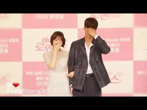 Sung Hoon & Song Ji Eun Cute couple