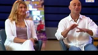 Dimensions: Vijay Amritraj interviews Steffi Graf & Andre Agassi - part 2