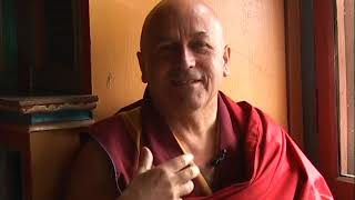Matthieu Ricard. Le bouddhisme et l'occident; le bouddhisme et la science. De Guido Ferrari
