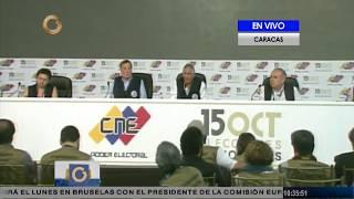 Ceela: Elecciones regionales reflejaron auténticamente la voluntad de los ciudadanos