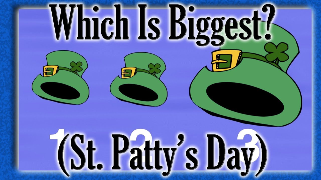 which is biggest st patrick u0027s day game for children youtube