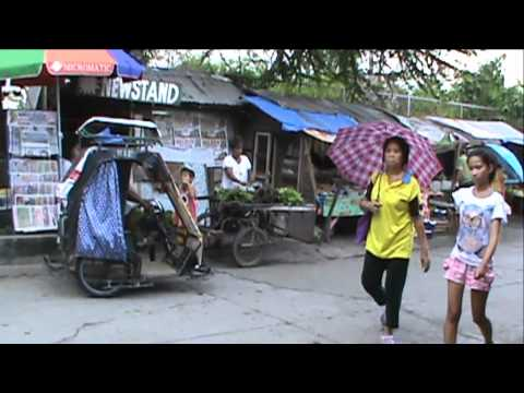 Walk Through a Philippine Market