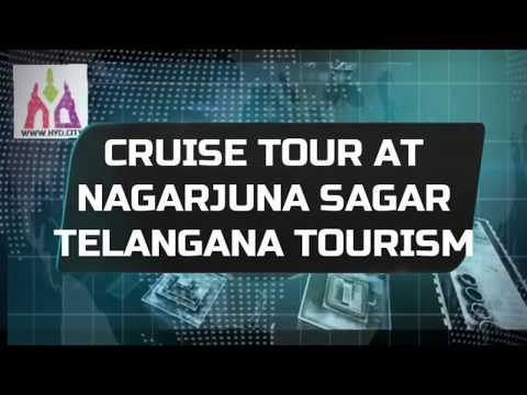 Telangana Tourism to reStart Nagarjuna Cruise Tour from This November 2017 Hyderabad Boat Tour