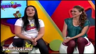 Daniela Alvarado en Consentidos Estrellas