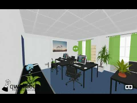 Qwellcode GmbH - Virtual Reality Office Tour