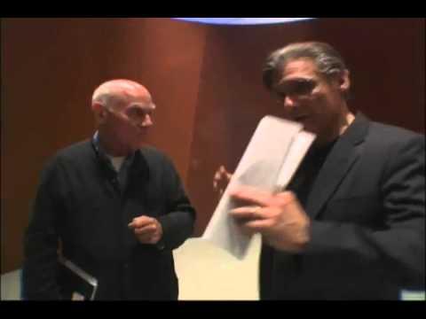 Richard Serra Interview with Rafael Pi Roman Part 1 of 2.mp4