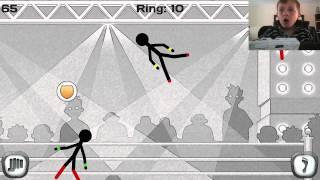 Stickman Fighting Deluxe Wins 8