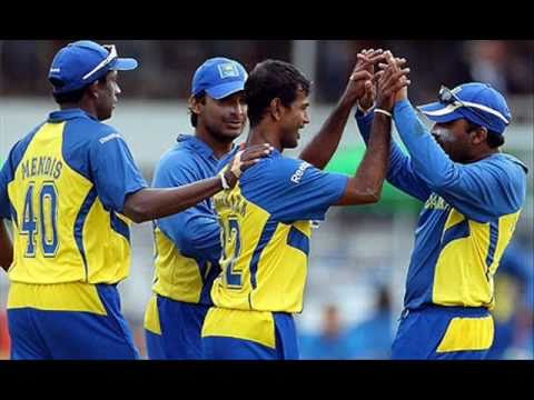 ICC Cricket World Cup 2011 Theme  Sri Lanka Lion Nation Iraj Ft Jaya Sri