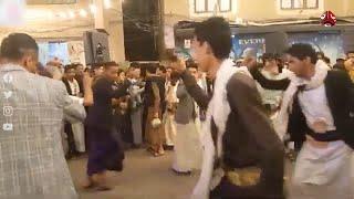 البرع اليمني  ...  رقصة الحب والحرب