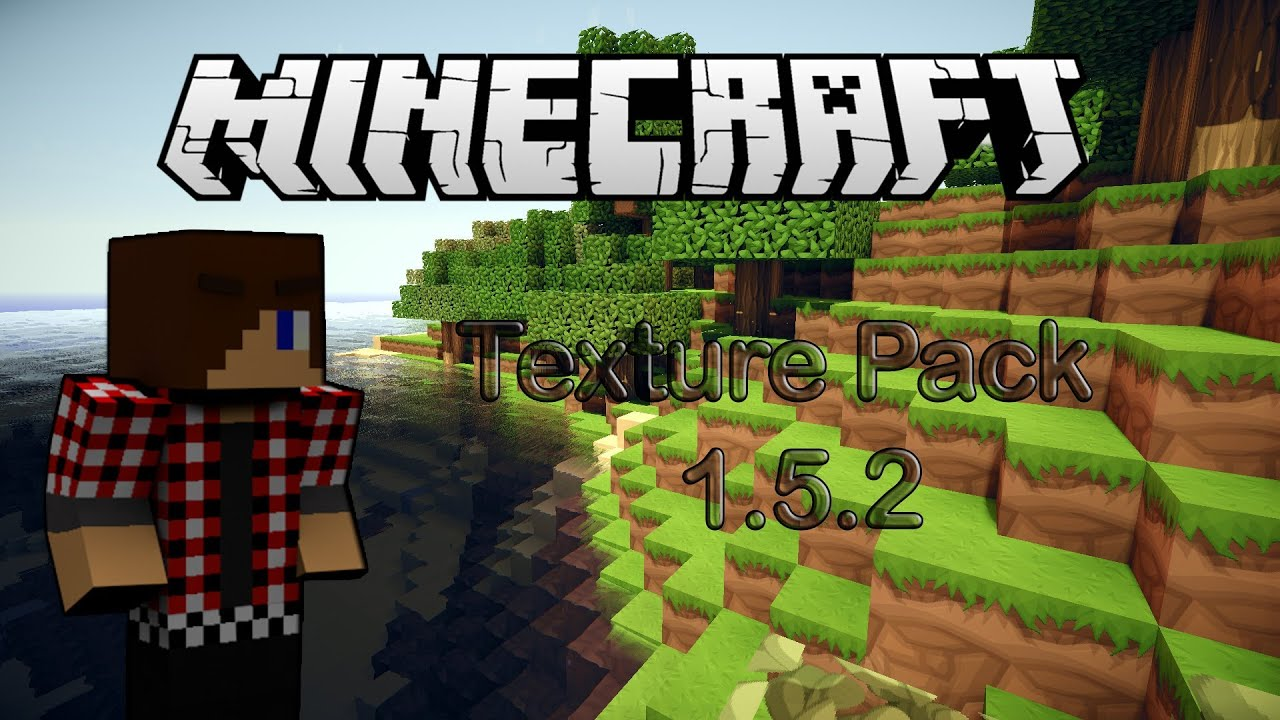 Minecraft - Texture Pack - PVP - HG 1.5.2 - YouTube