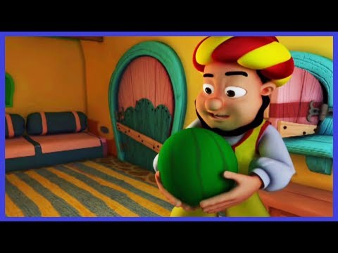 Watermelon | New Joha | 3D Comedy Story Series For Kids جديد سلسلة جحا: Watermelon | New Joha | 3D Comedy Story Series For Kids جديد سلسلة جحا  Series New Joha : Animation offering new life to personal Joha beloved donkey , after the transfers through time into our world , and how dealings with the developments of the era, in addition to the cultural contest ( religious , scientific , historical ... ) provided by Joha and his donkey in Joe comic , for the deployment and delivery a set of cultural information useful for children.  مسلسل نيو جحا: رسوم متحركة تعرض الحياة الجديدة لشخصية جحا المحبوبة وحماره ، بعد انتقالهما عبر الزمن إلى عالمنا ، وكيف تعاملا مع مستجدات العصر ، بالإضافة إلى مسابقة ثقافية ( دينية ، علمية ، تاريخية...) يقدمها جحا وحماره في جو كوميدي ، لنشر وتوصيل مجموعة من المعلومات الثقافية المفيدة للأطفال   🌈 Subscribe for free now to get notified about new kids education videos & click on the bell icon to never miss an episode from Rhyme4Kids: https://www.youtube.com/user/Rhyme4Kids  🌈 If you enjoyed this video, you may also like these videos:  The Water | New Joha 3d Comedy Series For Kids - https://www.youtube.com/watch?v=xphiLGG2yFw Watermelon | New Joha | 3D Comedy Story Series For Kids - https://www.youtube.com/watch?v=6RP9a_me6Fk Alarm Clock New Joha 3d comedy series For Kids - https://www.youtube.com/watch?v=CB1_0xEdCs8 The Tent | New Joha 3d Comedy Series For Kids - https://www.youtube.com/watch?v=d6qJSED3C98 The Race | New Joha 3d Comedy Series For Kids - https://www.youtube.com/watch?v=KPuKjPF9fc8 Two Questions | New Joha 3d Comedy Series For Kids - https://www.youtube.com/watch?v=_-Ha8Z661jQ  **************************************************************  Hit 'LIKE' and show us your support! :)👍 Post your comments below and share our videos with your friends. Spread the love! :)❤  Nursery rhymes for kids with cartoon videos. Helps kids to learn while singing and dancing. Easy education for kids with the fun factor. Hey diddle diddle, ding dong 
