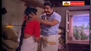 Palleturi Simham Telugu Movie  Scene _ Kamal Hassan, Ambika