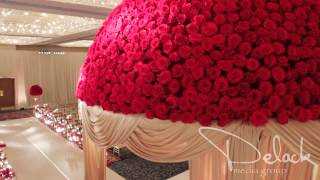 Most AMAZING Mandap in the World!