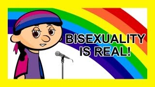 I kissed a Bisexual and I Licked it!