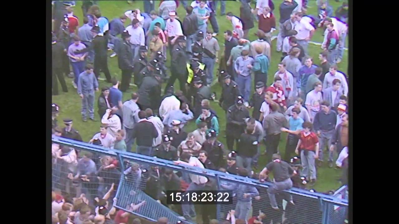 Hillsborough Disaster Footage Shown To Jury During Inquest Youtube
