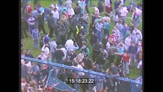 Hillsborough disaster: Footage shown to jury during inquest