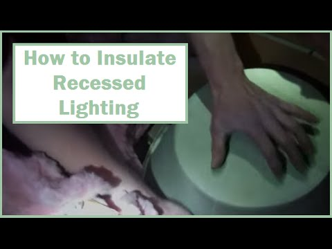Insulation for recessed lighting how to insulate air seal insulation for recessed lighting how to insulate air seal recessed lights to insulate by myself youtube mozeypictures Gallery