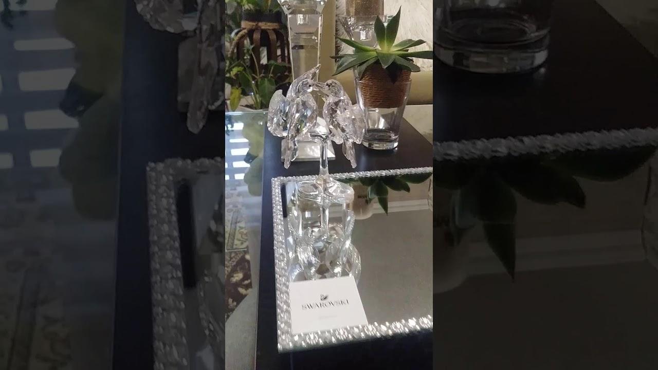 my glass animal pets / swarovski