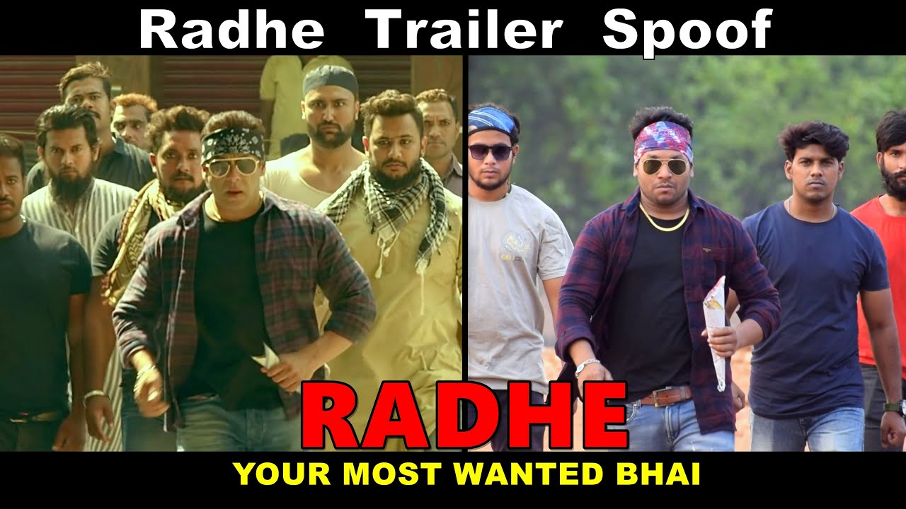 Radhe Trailer Spoof | Salman Khan | Disha Patani | Randeep Hooda | OYE TV