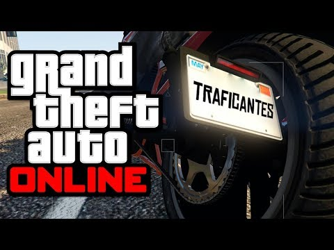 TRAFICANTES | GRAND THEFT AUTO ONLINE Universe RP #3