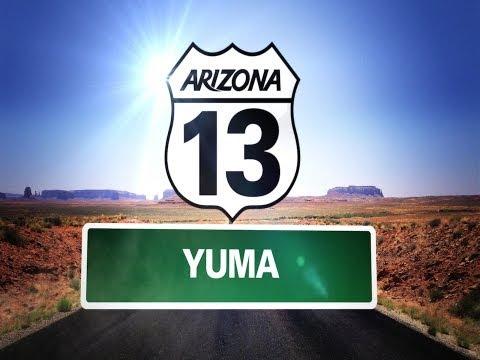 2013 Arizona Road Tour: Yuma