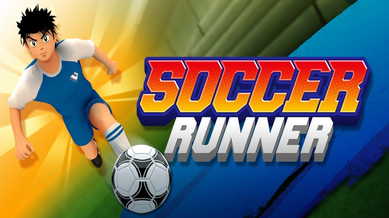 Soccer Runner: Football rush! Android Gameplay [HD]