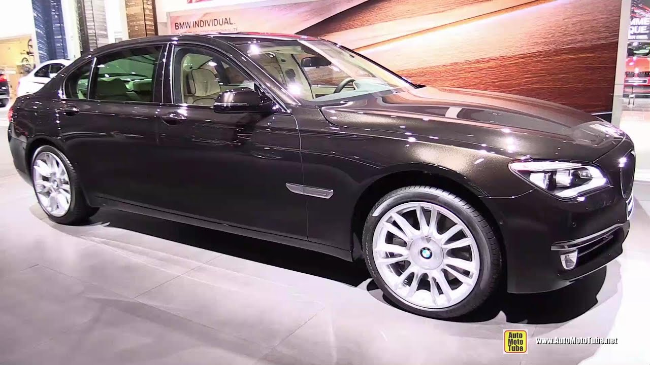 2015 BMW 7 Series 750Ld XDrive Individual