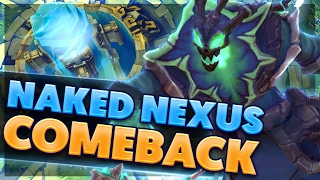 COMEBACK OF THE CENTURY | HOW DID WE WIN THIS GAME?? | THRESH SUPPORT | BunnyFuFuu