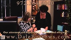 The Law Office of Dale A Burrows in Coppell TX Trial Lawyers