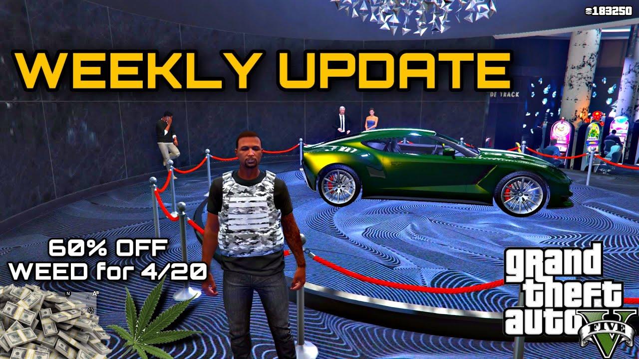 GTA 5 EVENT WEEK APRIL 2020 | 3x Money, double money, discounts, and podium vehivle