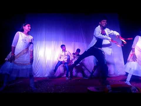 Karunade B.Ravichandran 2017 dance