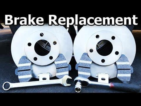 Thumbnail: How to Replace Brake Pads and Rotors (COMPLETE Guide)