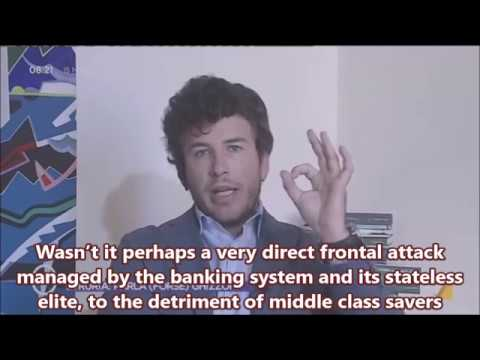 DIEGO FUSARO: The Holy Roman Empire of High Finance and the Banking System